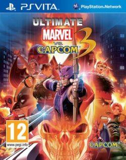 Le features di Ult.Marvel vs.Capcom 3 PSVita!