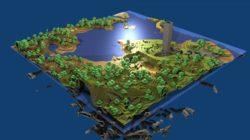 Minecraft per Xbox 360: split-screen solo in HD!