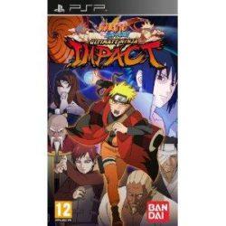 Naruto Shippuden: Ultimate Ninja Impact, presto disponibile sul PS Store