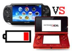 3DS VS PSVita: test della batteria