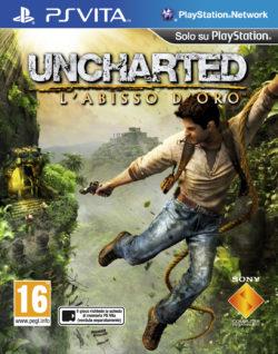 Svelato lo spot tv di Uncharted: Golden Abyss