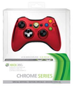 Microsoft svela i pad cromati per Xbox 360