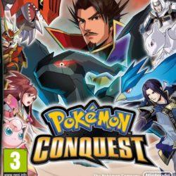 Pokemon Conquest in arrivo il 27 Luglio