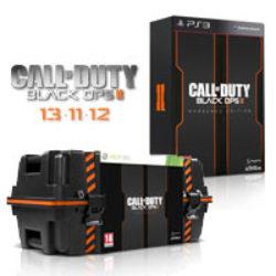 Video dell'unboxing ufficiale delle collector's edition di CoD Black Ops 2