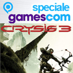 Gamescom: conferenza EA – Crysis 3