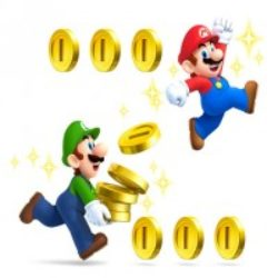 New Super Mario Bros. 2 – Mario Numismatico!