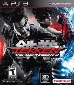 Copertine alternative per Tekken Tag Tournament 2