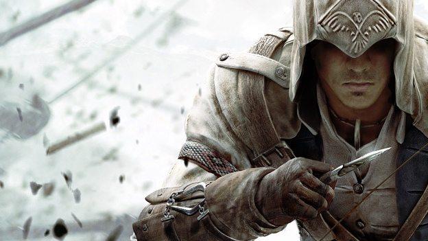 L'episodio n°2 di Inside Assassin's Creed ci svela le armi, i combattimenti e le tattiche da utilizzare ingame. Xl_Assassins-Creed-3-Connor-Hero-624