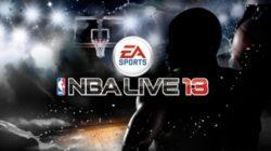 Cancellato NBA Live 13