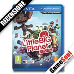 LittleBigPlanet PSVita – La Recensione