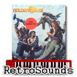 Retro Sounds: Golden Axe (C64)