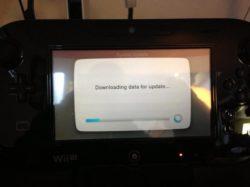 Wii U: corposo aggiornamento necessario per sfruttarla pienamente