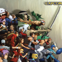 "Capcom registra il marchio ""Fighters of Capcom"""