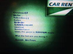 L'impossibile Survival Mode di ZombiU ha già dei vincitori