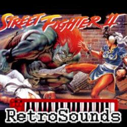 Retro Sounds: Street Fighter II (Super Nintendo)