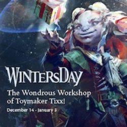 Guild Wars 2 e i festeggiamenti del Wintersday