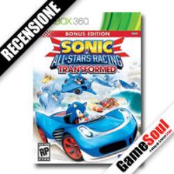 Sonic All-Star Racing Transformed – La Recensione