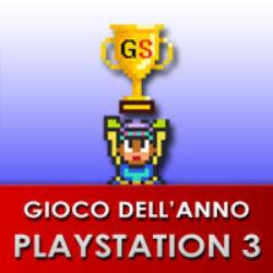 Gioco dell'anno PlayStation 3 – GameSoul Awards