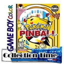 Collection Time – Pokémon Pinball