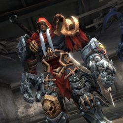 Crytek conferma il suo interesse sull'IP Darksiders