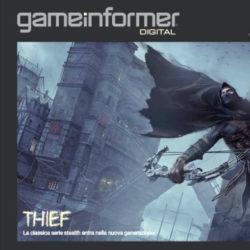 Disponibile il numero di aprile di GameInformer Digital!