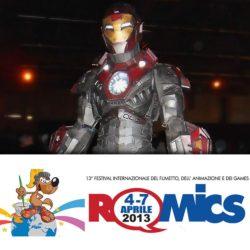 ROMICS 2013 – Edizione Primaverile