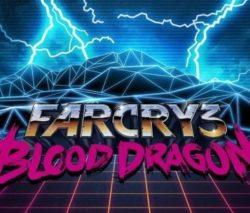 Far Cry 3 Blood Dragon: spin-off fantascientifico anni '80