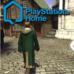 Harry Potter sbarca su Playstation Home!