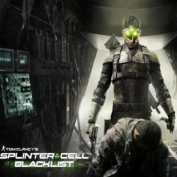 Splinter Cell Blacklist disponibile da oggi