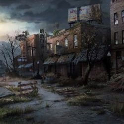 The Last of Us: La desolazione delle location in un nuovo video