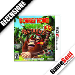 Donkey Kong Country Returns 3D – La Recensione