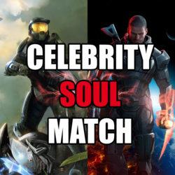 Celebrity Soul Match! Master Chief vs John Shepard