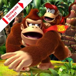 Donkey Kong Country Tropical Freeze annunciato per Wii U