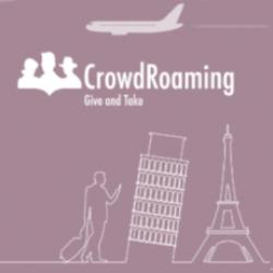 CrowdRoaming è disponibile per il download su Google Play