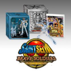 Saint Seiya Brave Soldier edition per gli Europei!