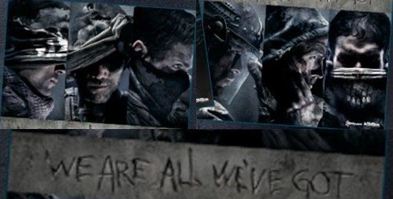 Call of Duty Ghosts Prestige Edition Wallpaper Call of Duty Ghosts Prestige