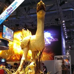 Pics from GamesCom: Kué!