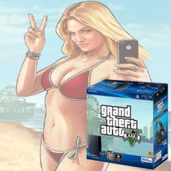 GTA V: Bundle PS3 e cuffie confermate per l'Europa