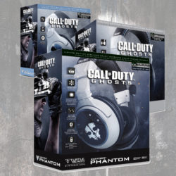 Turtle Beach: le nuove cuffie griffate Call of Duty: Ghosts!