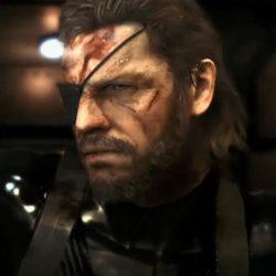 Kojima punta al fotorealismo per Metal Gear Solid 5