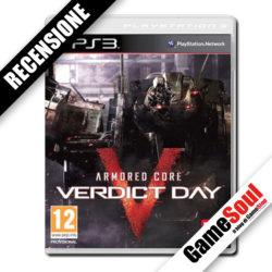 Armored Core: Verdict Day – La Recensione