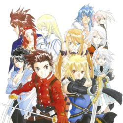 Tales of Symphonia Chronicles – Data d'uscita e collector's edition!