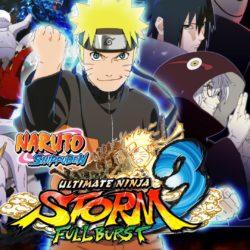 Naruto Shippuden UNS 3: Full Burst ha una data d'uscita