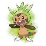 Pokémon X/Y - Chespin