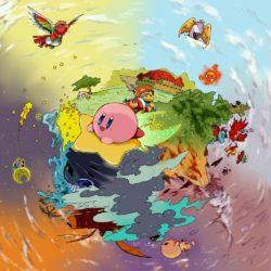Kirby ritorna su Nintendo 3DS