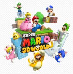 Super Mario 3D World – Livelli e power-up!