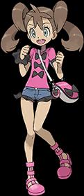 Pokémon X/Y - Shana