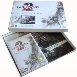 Guild Wars 2: l'Edizione Anniversario a tiratura limitata!