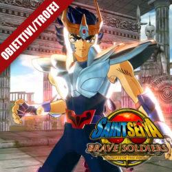 Saint Seiya: Brave Soldiers – Guida ai Trofei II