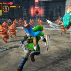 Annunciato Hyrule Warriors: uno spin-off di The Legend of Zelda